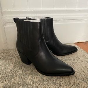 J. Crew Shoes - J.Crew Chelsea Cowboy Boots Leather - NEW!